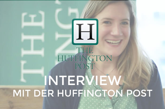 Portrait Marlene Ausschnitt Interview bei The Huffington Post